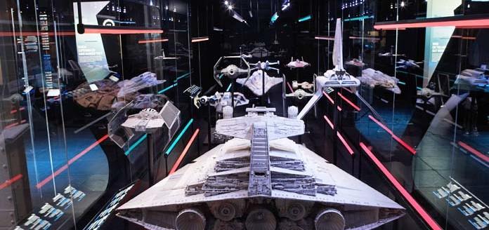 Star-Wars-Ausstellung-2015-Spaceships