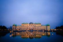 Wien Schloss Belvedere pixabay