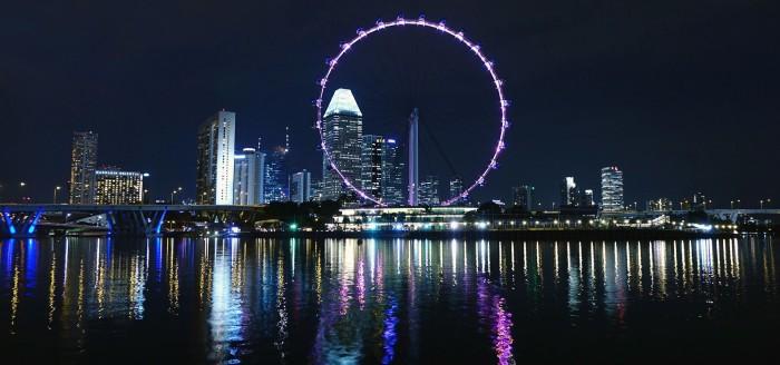 Singapur Skyline pixabay
