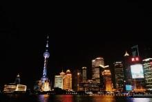 Skyline Shanghai pixabay
