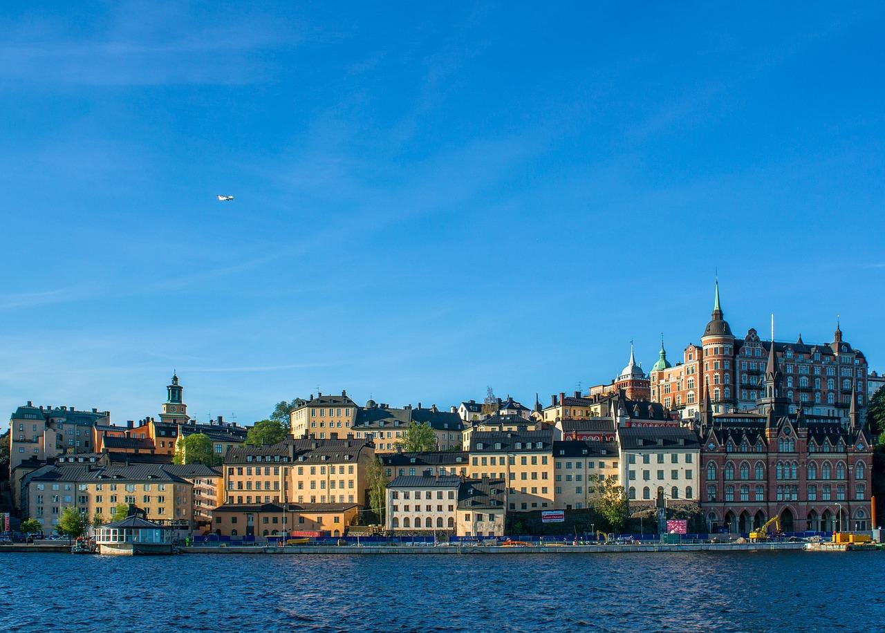 Stockholm Flug Und Hotel