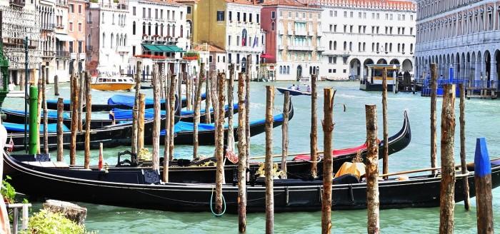Venedig Canale Grande pixabay