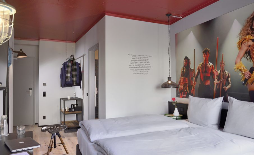 Neuer ffnung 4 designhotel staytion in mannheim inkl for Hotel youngstar designhotel mannheim