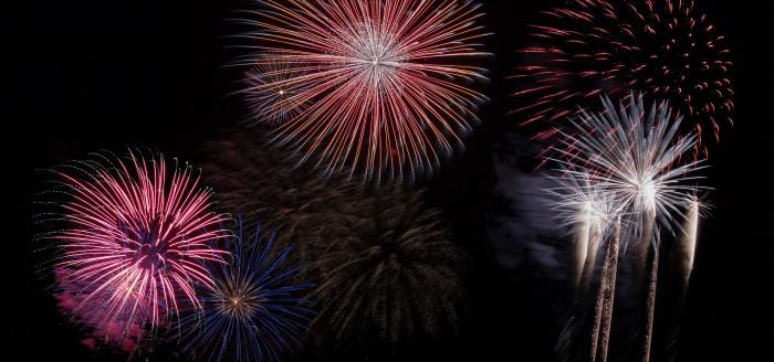 Feuerwerk Silvester pixabay