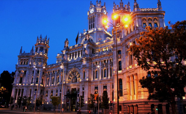 Aktuelle Uhrzeit Madrid