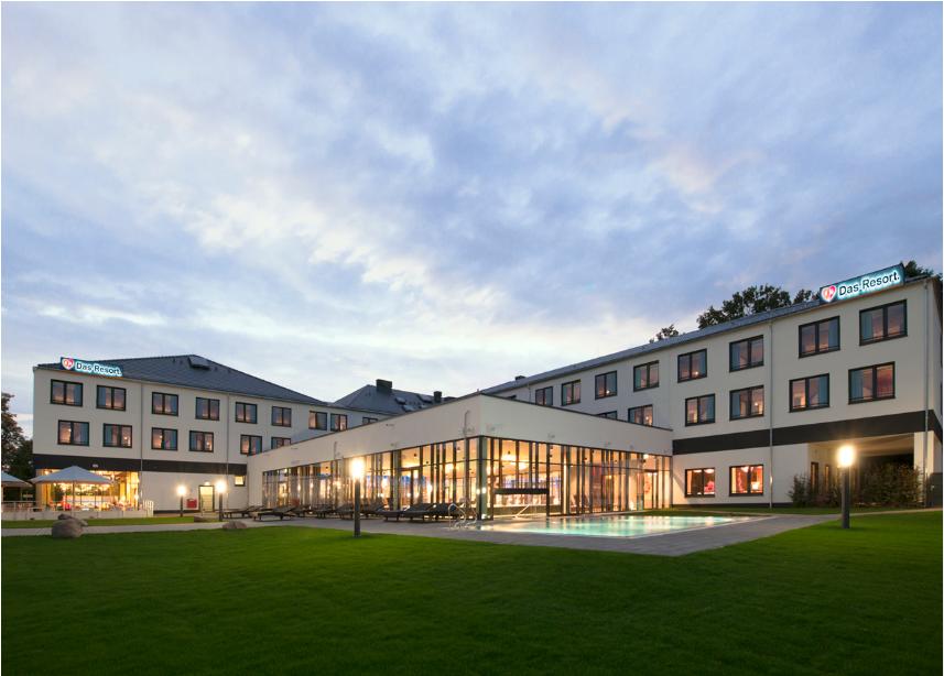Hotel Bad Saarow Aja