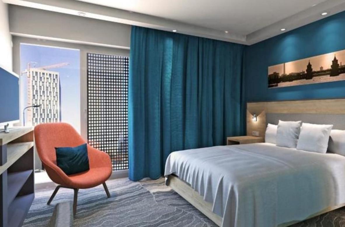 Eroffnungs Special 3 Tage Im Neuen Hampton By Hilton Hotel Berlin