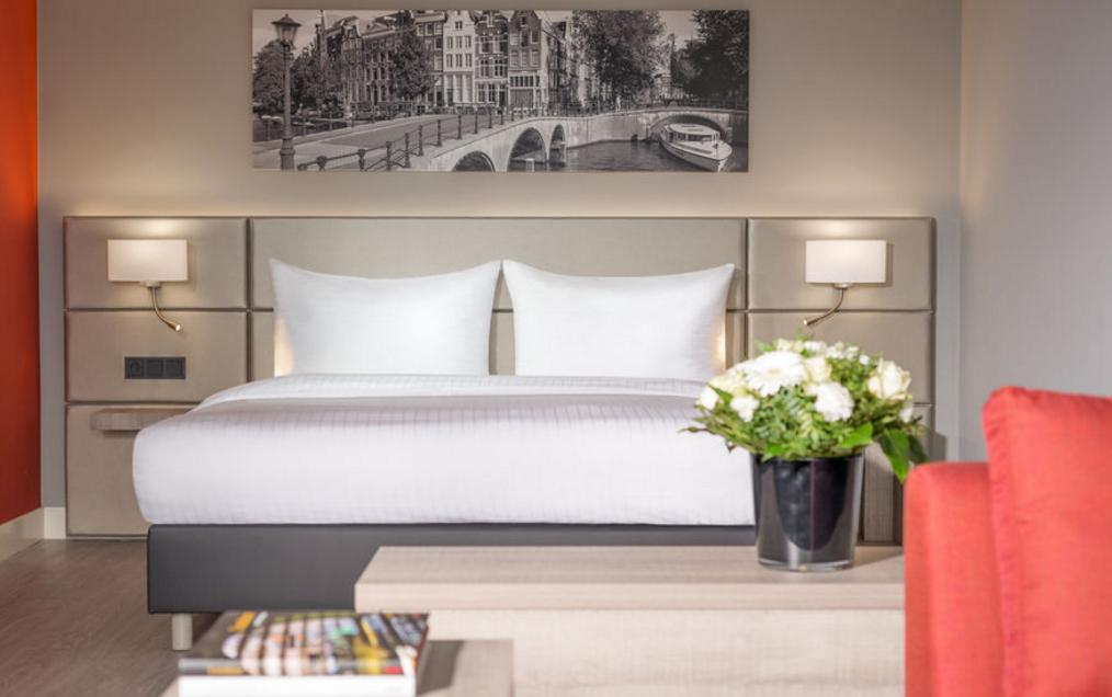 Amsterdam Hotel Mit Gratis Parkplatz