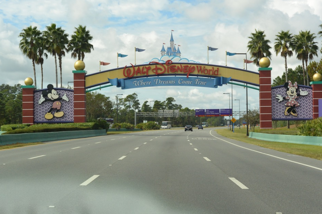 Disney-World-Orlando
