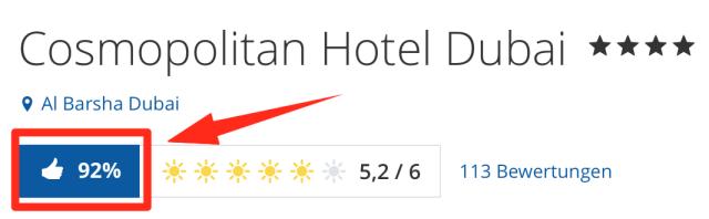Holidaycheck_Cosmopolitan_Hotel_Dubai_VAE