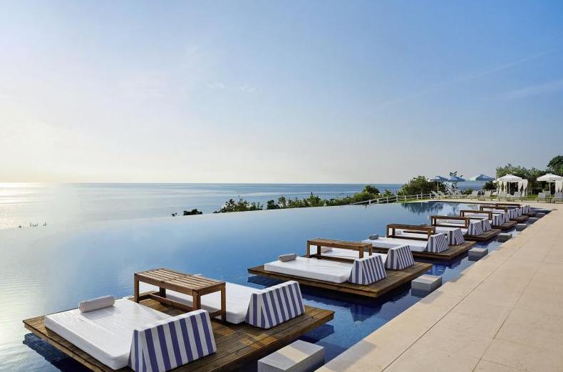 Sonnenurlaub an der olympischen riviera 1 woche for Top hotels griechenland