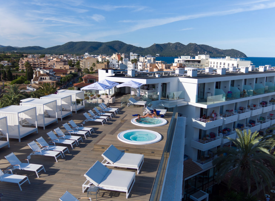 Sterne Hotel Cala Millor Mallorca