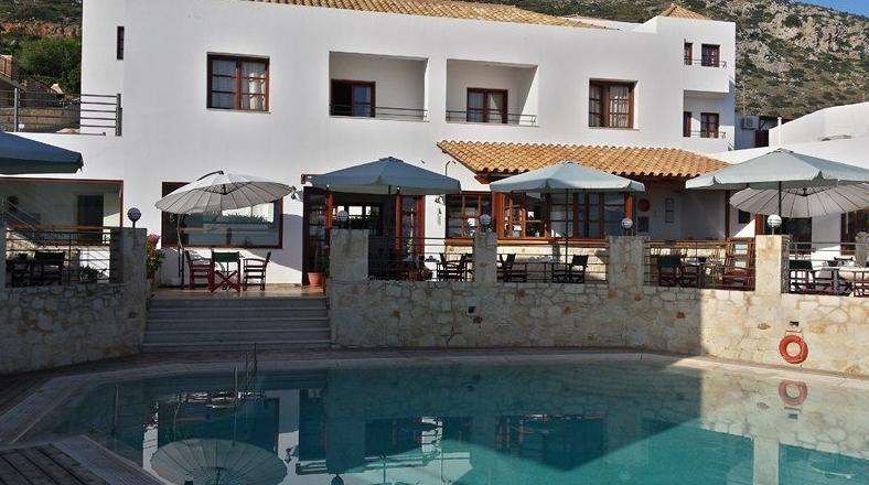 Reise nach kreta 1 woche in der 4 apartmentanlage inkl for Design hotel kreta