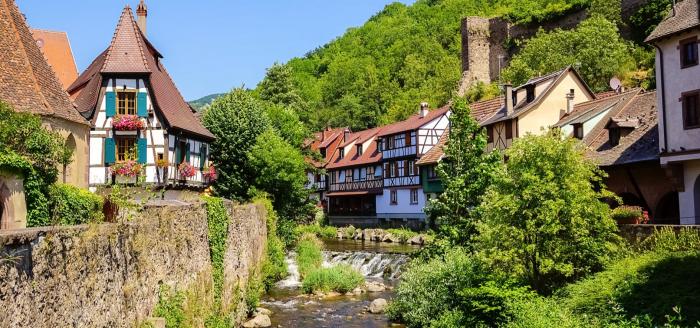 Die Besten Hotels Im Elsass