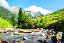 Berglandschaft Kaernten Alpenhotel Marcius Travelbird