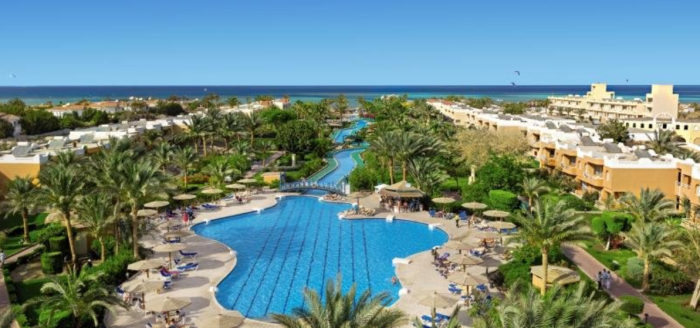 Movie Gate Golden Beach Hurghada Außenanlage Holidaycheck FTI
