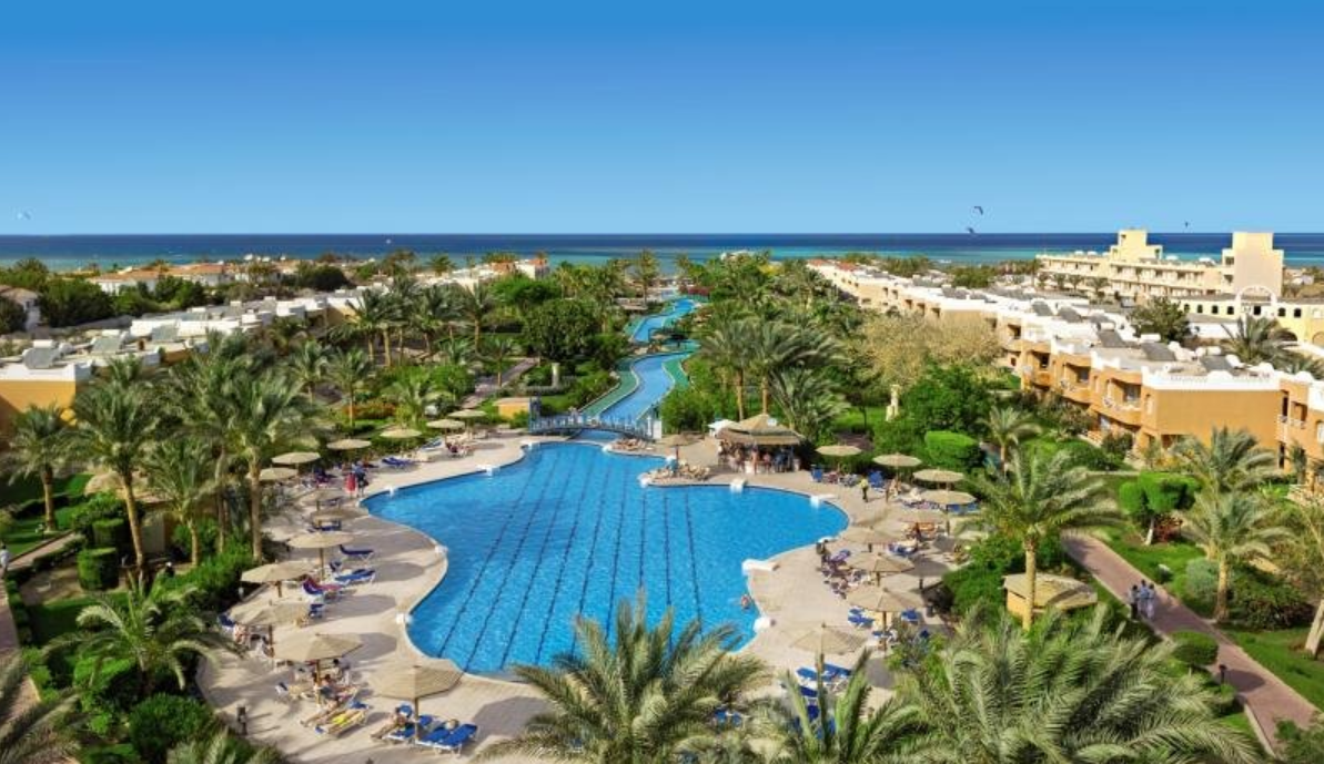1 Woche All Inclusive Plus Im 4 Movie Resort In Hurghada Inkl Flug