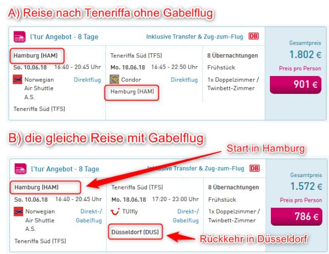 Pauschalreise-mit-Gabelflug-unterschiedliche-Flughaefen