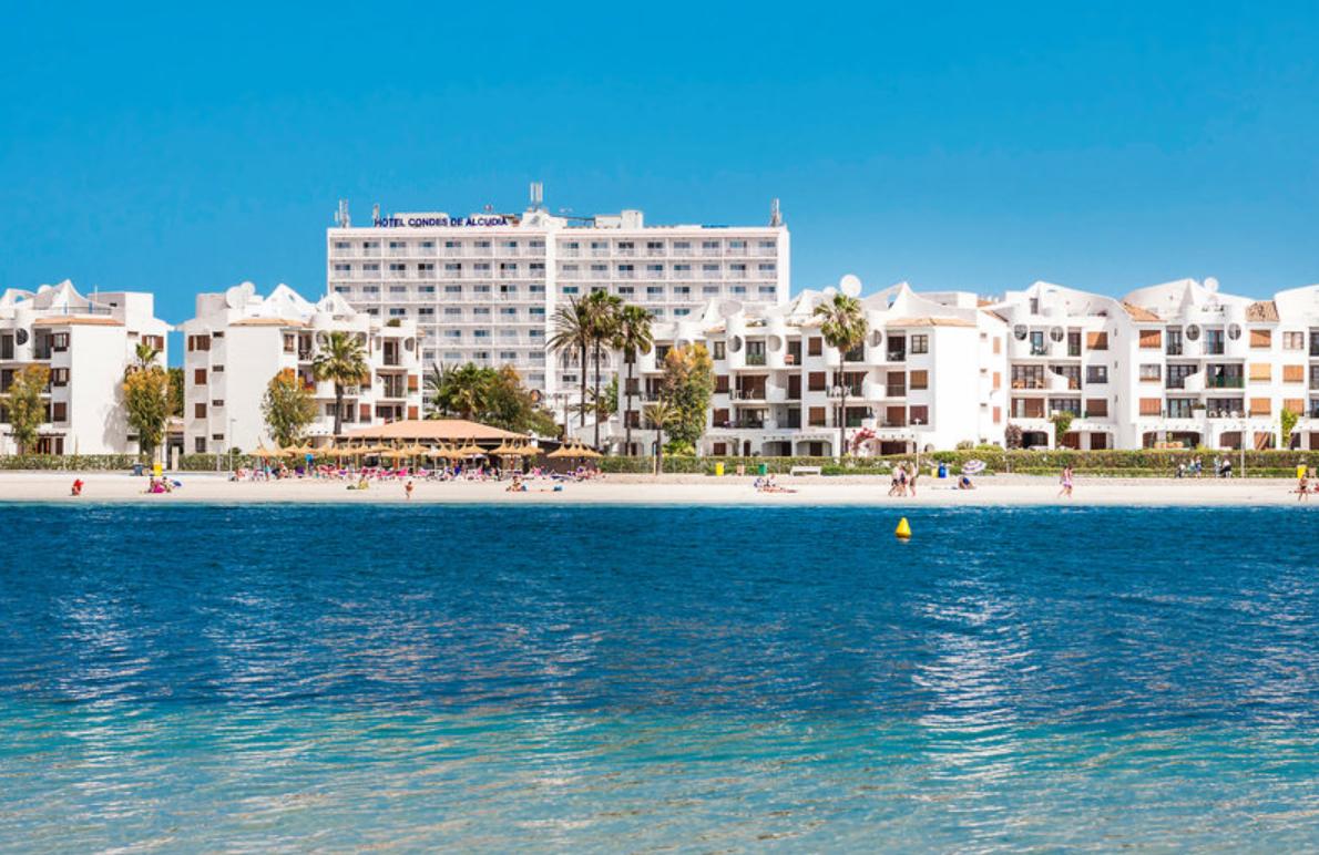 All Inclusive Mallorca 1 Woche Alcudia Im Guten 3 Hotel Mit Flug