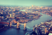 Sicht auf London Angebot ibis Hotel Travelbird