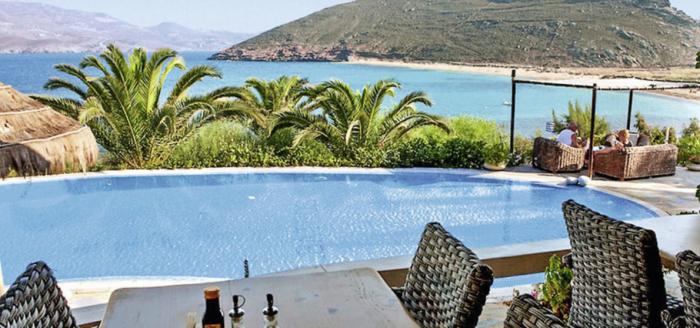 Albatros Club Mykonos Pool- Meerblick Holidaycheck Angebot AlltoursX