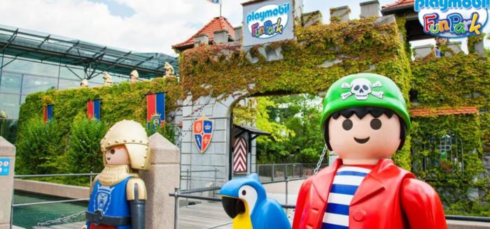 Playmobil Funpark Angebot Travelcircus