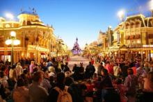 disney paris park