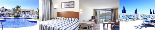 Appartements-Parque-Nereida-hotel-cala-ratjada-verschiedene-ansichten
