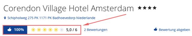 holidaycheck_corendonvillage_amsterdam
