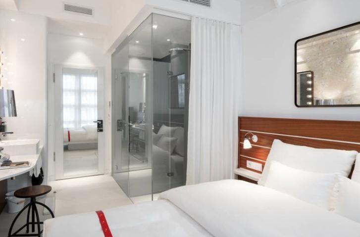 Hamburg Deal Neues 3 Design Hotel Ruby Lotti Inklusive Frühstück