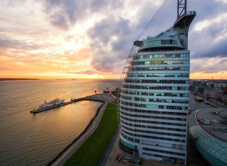 nordsee hoteldeal 4 atlantic hotel sail city in bremerhaven mit fr hst ck f r nur 49 reisetiger. Black Bedroom Furniture Sets. Home Design Ideas