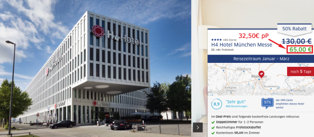 hrsdeals_h4muenchenmesse_preis