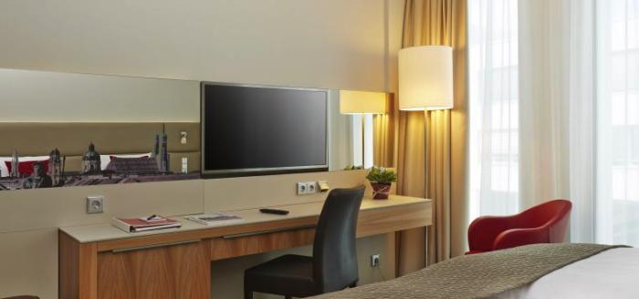 2 tage m nchen im top 4 h4 hotel an der messe inklusive fr hst cksbuffet f r 32 50 reisetiger. Black Bedroom Furniture Sets. Home Design Ideas