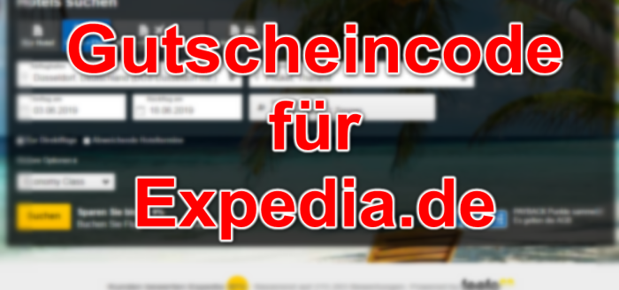 expedia-gutscheincode
