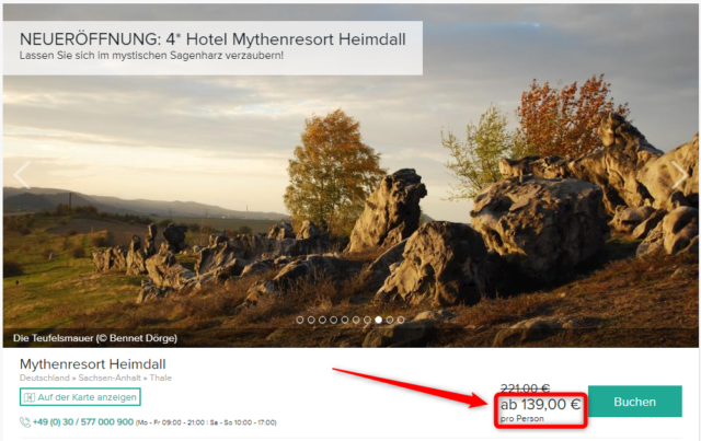mythenresort heimdall angebot travelcircus