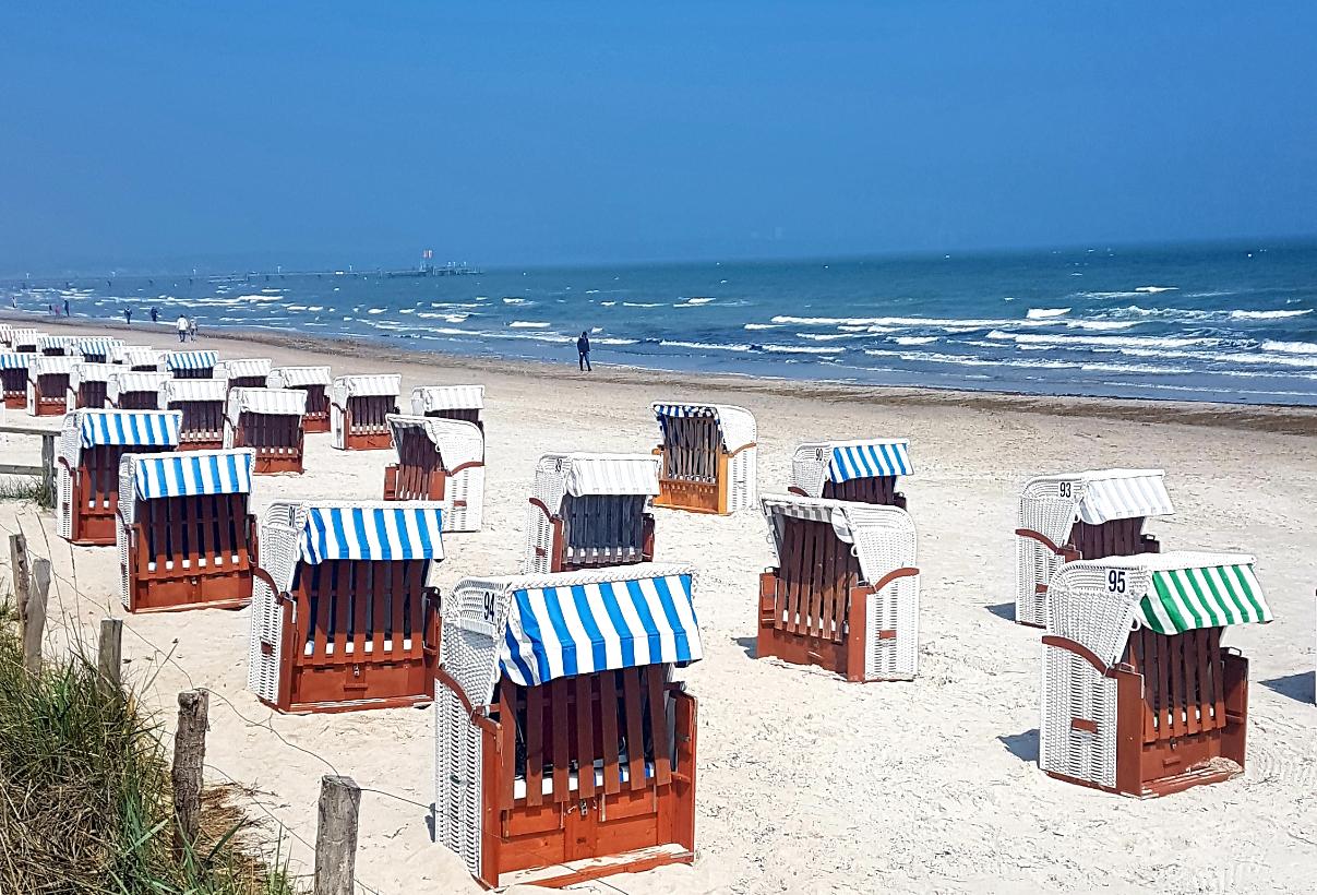 Urlaub in Niendorf an der Ostsee Strandhotel Miramar
