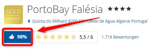 portobay falesia bewertungen holidaycheck