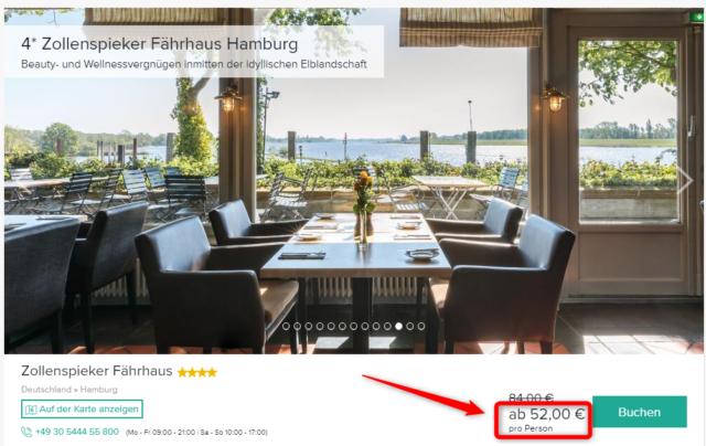 zollenspieker faehrhaus angebot travelcircus 2020