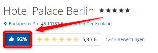 bewertungen hotel palace berlin holidaycheck
