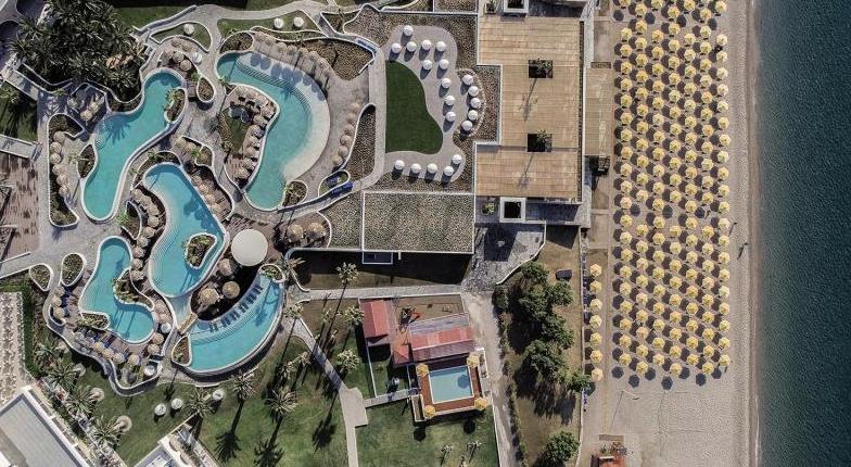luxusurlaub auf kos 1 woche im mega 5 sterne beach hotel. Black Bedroom Furniture Sets. Home Design Ideas