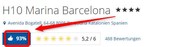 h10 marina barcelona erfahrungen holidaycheck