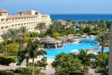 amwaj blue beach resort spa anlage