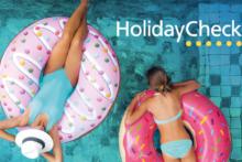 HolidayCheck titel