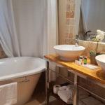 badezimmer superior zimmer les rotes