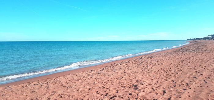 beste reisezeit denia las marinas strand