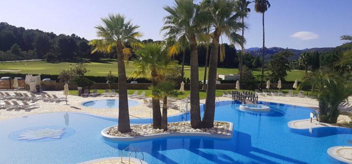 pool marriott la sella golf resort denia