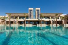 riu palace tikida taghazout pool
