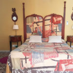 suite schlafzimmer arthotel chamarel
