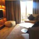 wohnzimmer suite denia marriott hotel