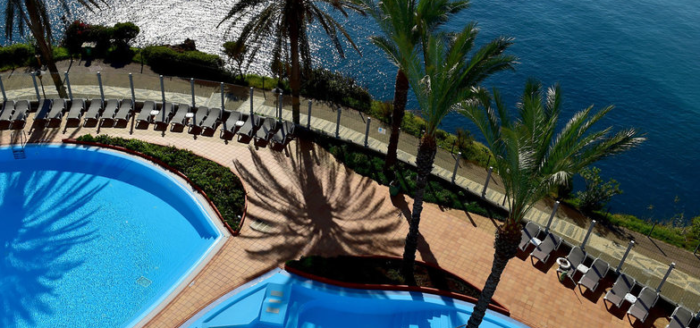 pestana grand ocean resort pool